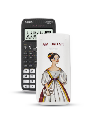 WOMEN IN SCIENCE: FX-570SPX IBERIA II Ada Lovelace – Oferta profesores 17,90€ en primera unidad