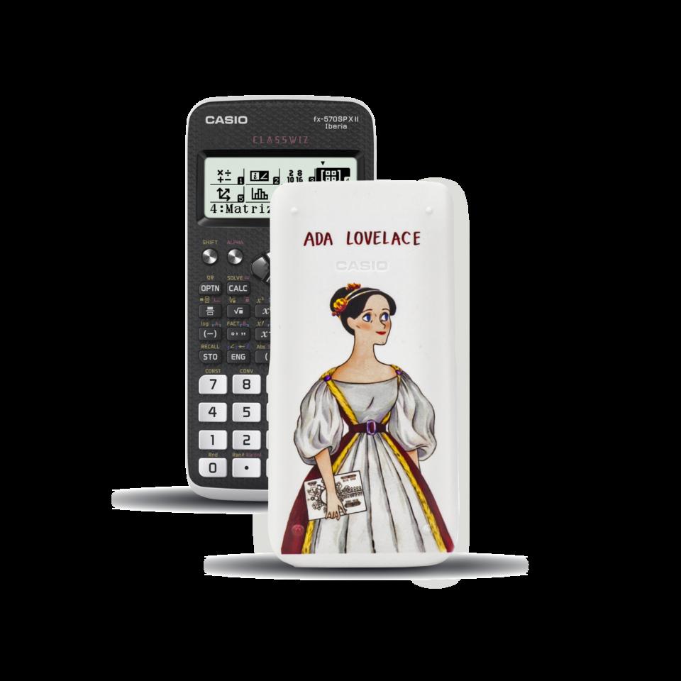 FX-570SPX II- Ada Lovelace