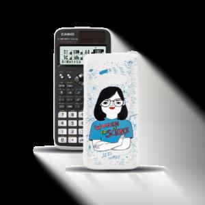 WOMEN IN SCIENCE: FX-991SPX IBERIA II – Jess Wade edición limitada