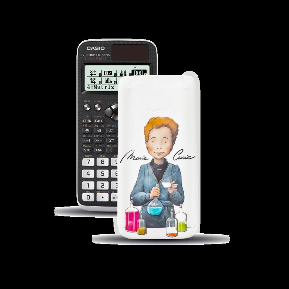 FX-991SPX II -Marie Curie
