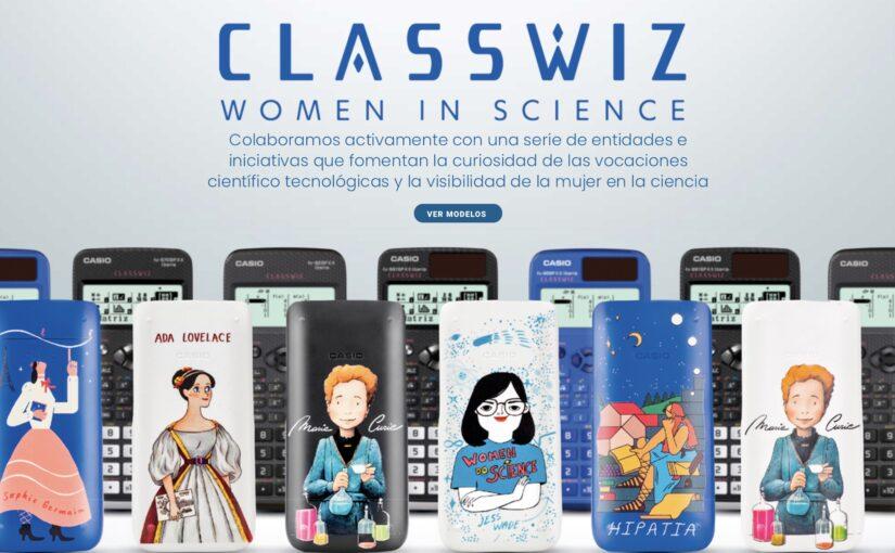 ciencia en las mujeres