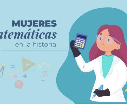 8 mujeres relevantes en la historia de las matemáticas