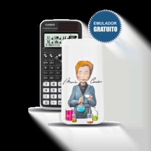FX-991SPX IBERIA II – Marie Curie edición limitada: Oferta escuelas